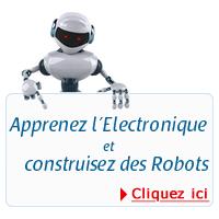 Apprendre la robotique et l'électronique