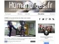 Vignette du site : Humanoides.fr : actualité robotique